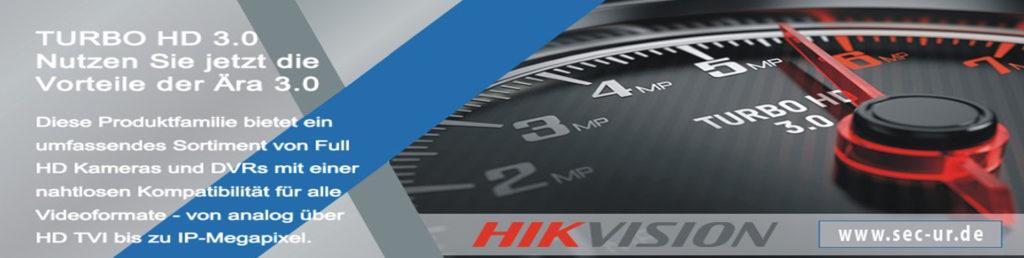 DIE REVOLUTION DER SICHERHEITSTECHNIK FULL HD Videoüberwachung bis zu 5 Megapixel